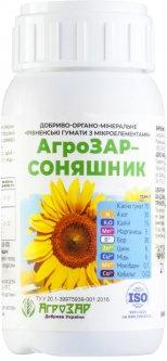 Удобрение органо-минеральное АгроЗАР Подсолнечник, концентрат 250 мл (4820241010509)