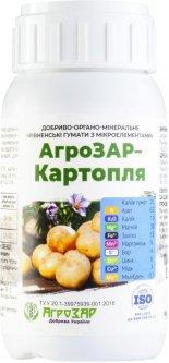 Удобрение органо-минеральное АгроЗАР Картофель, концентрат 250 мл (4820241010530)