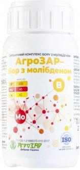 Органический комплекс АгроЗАР Бор с молибденом, концентрат 250 мл (4820241010455)