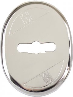 Накладка Mottura для замка с язычком Хром (TD5941)