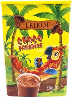 Какао Erikol 800 г (4260421981234)