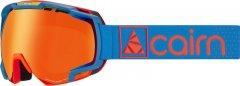 Горнолыжная маска Cairn Mercury SPX3I Neon Orange Blue (0.58084.1.8110)