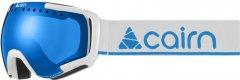 Горнолыжная маска Cairn Next SPX3I Mat White Blue Mirror (0.58066.9.8101)