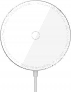Беспроводное зарядное устройство Baseus Simple Mini Magnetic 15W (WXJK-F02)