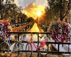Картина по номерам Bookopt Амстердам 50х40 см (bk_1183) (2252523245019)