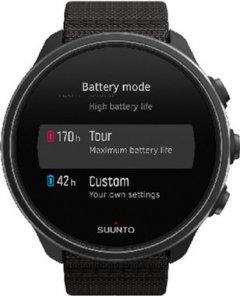 Спортивные часы Suunto 9 G1 Baro Charcoal Black Titanium (SS050564000)