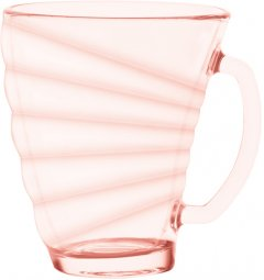 Чашка Luminarc Шейп Абондас Розовая 320 мл (Q0393/1)