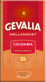 Кофе молотый Gevalia Columbia 425 г (8711000537725)