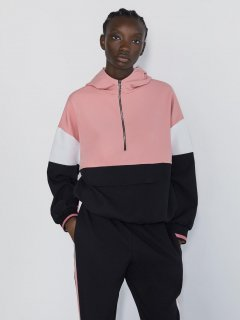 Анорак Zara 5039/428/620-AAKG XL Белый с черным и розовым (DD3000003270001)