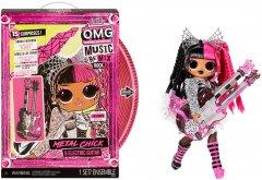 Игровой набор с куклой L.O.L. Surprise O.M.G. Remix Rock - Леди-Металл (577577)