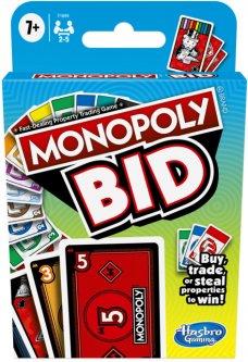 Настольная игра Hasbro Gaming Монополия: Ставка на победу (F1699)