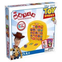 Настольная игра Winning Moves Top Trumps Match Toy Story 4 (5036905033428)