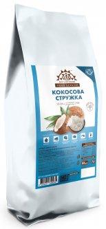 Кокосовая стружка Best Way Foods Fine с пониженным содержанием жира 0.5 кг (4820251840035)