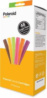 Набор картриджей для 3D ручки Polaroid Candy Play 3D Pen Микс 48 шт (PL-2504-00)