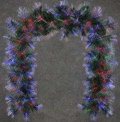 Светодиодная гирлянда Luca Lighting Highland мультицветной 2 м (8718861662252)