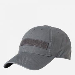 Кепка 5.11 Tactical Name Plate Hat 89135-092 One Size Storm (2000980494729)