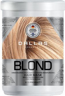 Увлажняющая маска для светлых волос Dallas Blonde Нighlight 1 л (4260637723192)