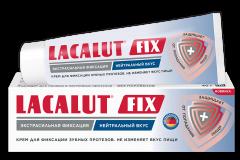 Зубной крем Lacalut Fix для фиксации зубных протезов 40 мл (4016369662793)