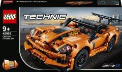 Конструктор LEGO TECHNIC Chevrolet Corvette ZR1 579 деталей (42093)