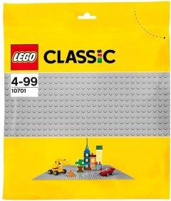 Базовая пластина LEGO Classic Серая (10701)