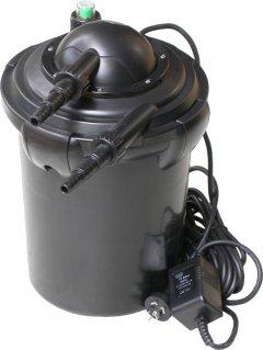 Напорный фильтр для пруда Aquanova NPF-10 УФ-лампа 7 Вт (5907747866317)