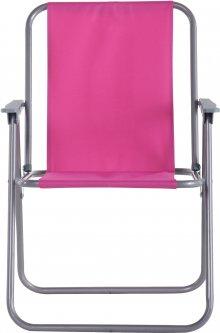 Стул складной AMF Пикник Алюминий Розовый (547418)