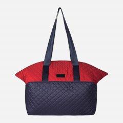 Женская сумка Exodus Denver S2701EX991 Синяя с красным (2900000218451)
