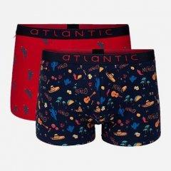 Трусы-шорты Atlantic 2GMH-001 XXL CZE/GRA (5903351335089)