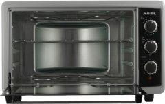 Электрическая печь ASEL АF50-23 серый