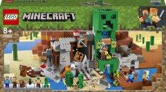 Конструктор LEGO MINECRAFT Шахта крипера 834 детали (21155)