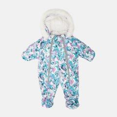 Зимний комбинезон-трансформер Garden Baby 101019-63/33/46 68 см Ментоловый (4821010196318)