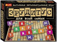 Настольная игра Ranok-Creative Эрудитус (429076) (4823076123581)