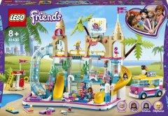 Конструктор LEGO Friends Летний аквапарк 1001 деталь (41430)