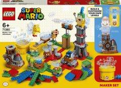 Конструктор LEGO Super Mario Создай собственную историю. Творческий набор. 366 деталей (71380)
