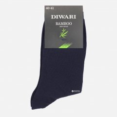Носки Diwari Bamboo 7С-94СП-000 29 р Темно-синие (4810226312216)
