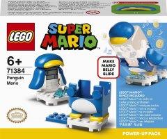 Конструктор LEGO Super Mario Марио-пингвин. Бонусный костюм 18 деталей (71384)