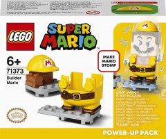 Конструктор LEGO Super Mario Марио-строитель набор усилений 10 деталей (71373)