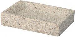 Мыльница BISK Sand 01597 песочная