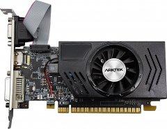 Arktek PCI-Ex GeForce GT 730 LP 2GB DDR3 (128bit) (902/1333) (VGA, DVI, HDMI) (AKN730D3S2GL1)