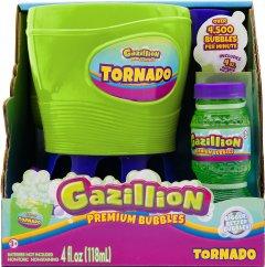 Генератор мыльных пузырей Gazillion Торнадо автоматический 118 мл (GZ36365) (021664363652)