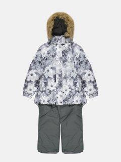 Зимний комплект (куртка + полукомбинезон) Huppa Renely 1 41850130-91628 128 см (4741468839196)