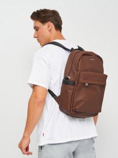 Мужской рюкзак Guess HMELTP-P1305 Brown (7620207007638)