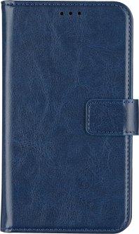 """Чехол-книжка 2Е Basic Eco Leather для смартфона 6-6.5"""" универсальный Navy (2E-UNI-6-6.5-HDEL-NV)"""