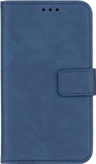 """Чехол-книжка 2Е Silk Touch для смартфона 4.5-5"""" универсальный Denim Blue (2E-UNI-4.5-5-HDST-DBL)"""