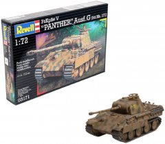 Сборная модель Revell Танк Пантера. Масштаб 1:72 (RVL-03171) (4009803031712)