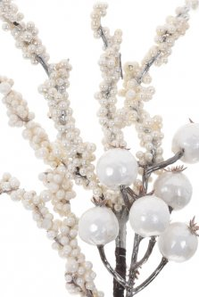 Декоративная ветка Christmas Decoration 37 см (YZH000470_mix)