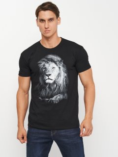 Футболка Sol's Imperial 190 The Lion King 11500309/102 S Черная