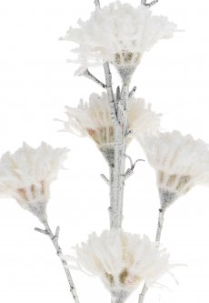 Декоративная ветка Christmas Decoration 70 см (764506560_white)