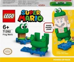 Конструктор LEGO Super Mario Набор усилений «Марио-лягушка» 11 деталей (71392)