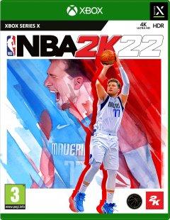 Игра NBA 2K22 для Xbox Series X (Blu-ray диск, English version)